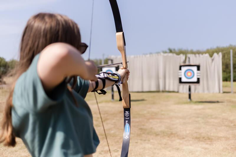 Sport und Spaß auf dem Campingplatz in Fehmarn