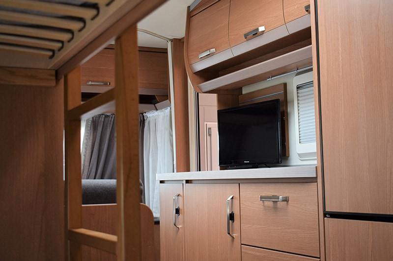 Mietwohnwagen 580 QS